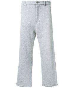 FAD THREE | Straight Leg Trousers Small Nylon/Polyester/Wool