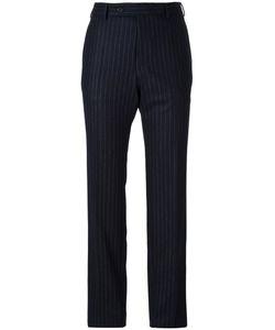 A.F.Vandevorst | Pinstripe Slim-Fit Trousers 34 Wool