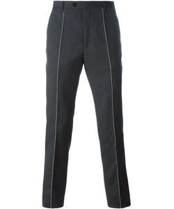 Maison Margiela | Stitch Detail Tailored Trousers 46 Viscose/Mohair/Virgin