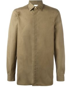 PAUL SMITH LONDON | Concealed Fastening Shirt 15 Cotton
