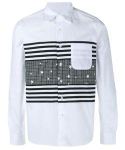 UNIFORM EXPERIMENT | Flag Shirt 3 Cotton