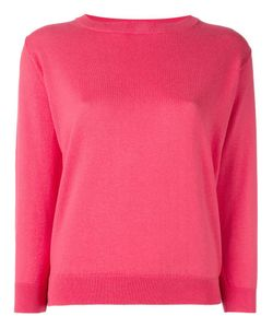 Edamame London | Susie Relaxed Fit Jumper 4 Silk/Cotton/Cashmere