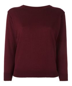 Edamame London | Susie Relaxed Fit Jumper 3 Silk/Cotton/Cashmere