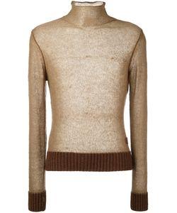 AL DUCA D'AOSTA   1902 Roll Neck Sweater Large