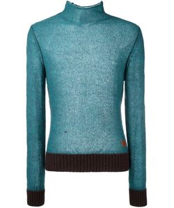 AL DUCA D'AOSTA   1902 Roll Neck Sweater Small