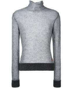 AL DUCA D'AOSTA   1902 Roll Neck Sweater Medium