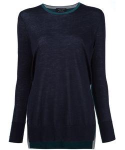 Rag & Bone | Two-Tone Sweater Small Cashmere