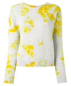 SUZUSAN | Tie Dye Jumper Medium Cashmere