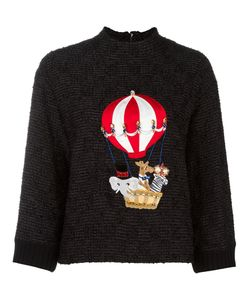 Dolce & Gabbana | Air Balloon Patch Jumper 38