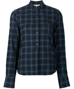 Helmut Lang | Checked Shirt Medium Cashmere/Wool