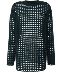 Arthur Arbesser | Semi Sheer Mesh Jumper 42 Virgin