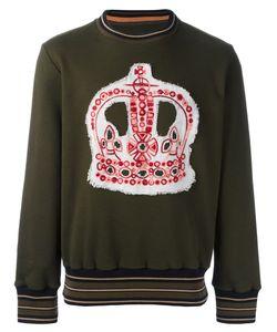 Vivienne Westwood | Man Logo Sweatshirt Large Cotton