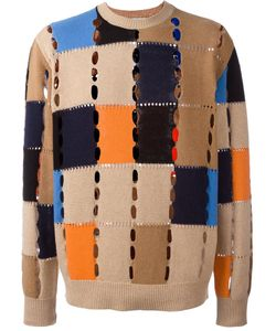 MSGM | Patched Jumper Medium Polyamide/Wool