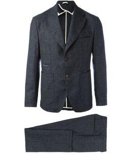 AL DUCA D'AOSTA   1902 Checked Two Piece Suit 52