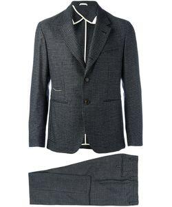 AL DUCA D'AOSTA   1902 Patterned Two Piece Suit 50