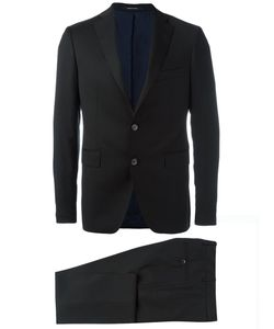 Dinner | Two Piece Suit 52 Cupro/Virgin Wool