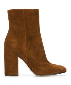 Gianvito Rossi | Rolling High Boots 35 Leather/Suede