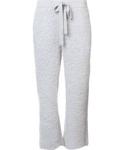 Undercover | Cashmere Cropped Pants 2 Polyester/Cashmere