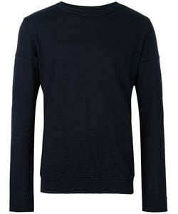 S.N.S. HERNING | Intro Crew Neck Jumper Small Merino/Virgin