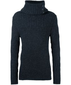 A NEW CROSS | High Roll Neck Jumper Large