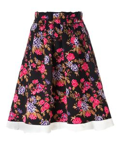 MSGM | Tapestry Skirt Size Medium Polyamide