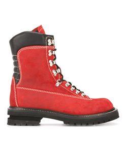 Premiata | Mountain Boots 9 Leather/Rubber