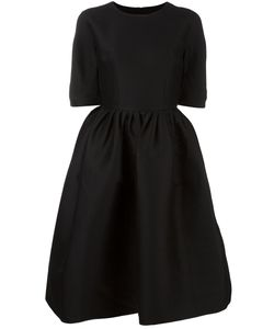 Ter Et Bantine | Wide Flare Dress 44 Cotton/Polyester/Wool