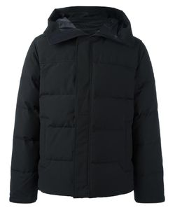 Canada Goose | Zipped Hooded Coat Xl Cotton/Feather Down/Polyester