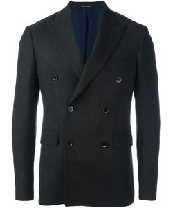 Dinner | Double Breasted Blazer 48 Cupro/Virgin Wool
