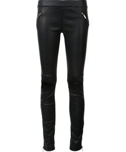 Thomas Wylde | Simon Trousers Xs Lamb Nubuck Leather
