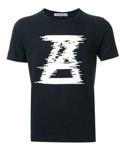 ANREALAGE | Logo Print T-Shirt 46 Cotton