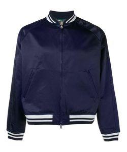 Sophnet. | Reversible Bomber Jacket Large Cotton/Acrylic/Polyester/Wool