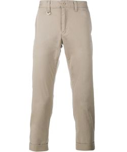 Sophnet. | Cropped Chino Trousers Large Cotton/Polyurethane