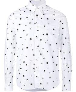 UNIFORM EXPERIMENT | Star Print Long Sleeve Shirt 1
