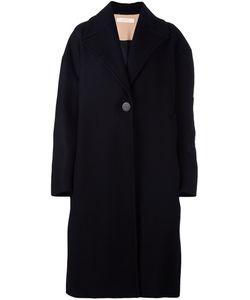 SSHEENA   Oversize Coat 38 Polyamide/Viscose/Wool