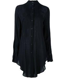 Lost & Found Ria Dunn | Mandarin Collar Shirt Large