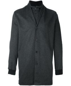 Stephan Schneider | Buttoned Jacket Iv Nylon/Wool