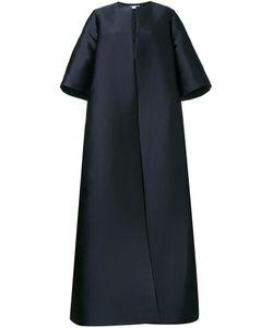 Elizabeth Kennedy | Short-Sleeve Flared Coat 6 Silk/Polyester
