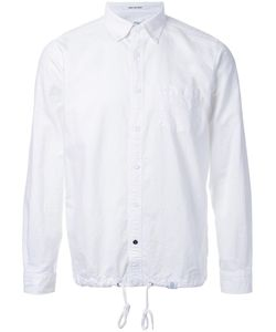 Bedwin & The Heartbreakers | Drawstring Button Down Shirt 1