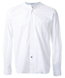 Bedwin & The Heartbreakers | Collarless Button Down Shirt 2