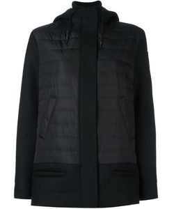 ROSSIGNOL | Padded Mid-Length Jacket 42 Polyamide/Virgin Wool