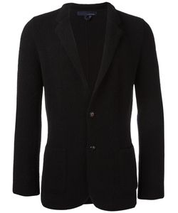 Lardini | Two-Button Blazer Medium Nylon/Wool