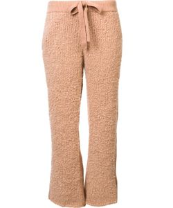 Undercover | Cashmere Cropped Pants 1 Polyester/Cashmere