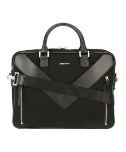 Diesel | Mr V-Brief Briefcase Polyamide/Leather