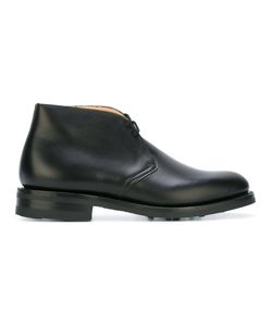 Church'S | Ryder 3 Boots 8.5 Leather/Rubber