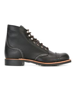 Red Wing Shoes | Angled Brogue Detail Boots 37.5