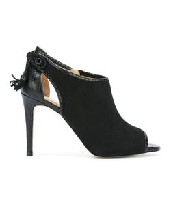 Michael Michael Kors | Jennings Booties 9.5 Leather/Rubber