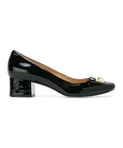 Michael Michael Kors | Gloria Pumps 9 Leather/Patent Leather/Rubber