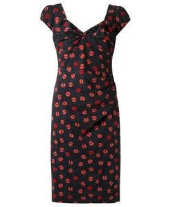 Isabela Capeto | Printed Midi Dress 42 Cotton