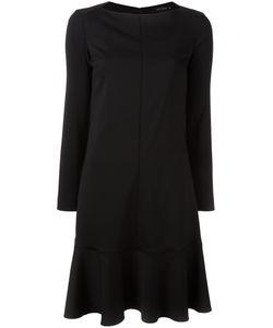 Etro | Flared Longsleeved Dress 44 Wool/Spandex/Elastane/Acetate/Viscose